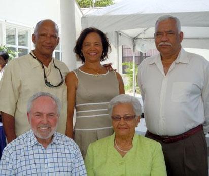 Orman Whittaker family